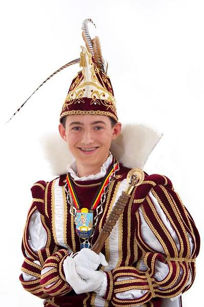 Jeugdprins Koen den Eerste