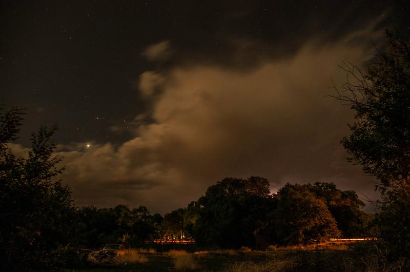 Stars, Lightning and Lights