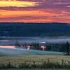 Prince Edward Island sunrise.