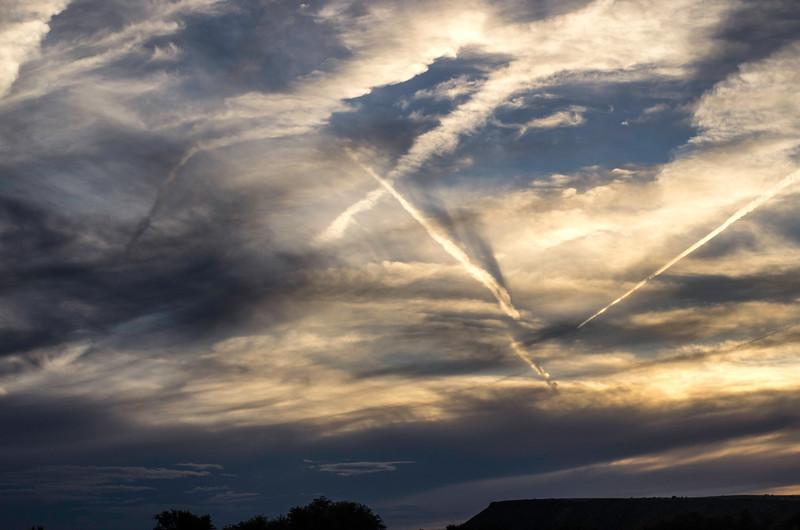 Shadows on the Firmament