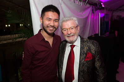 2015 Festival of the Arts BOCA presents Mozart Gala Program Flute, Piano, Violin & Orchestra featuring Sir James Galway, Conrad Tao & Arnaud Sussmann with Festival Orchestra BOCA and Constantine Kitsopoulos conducting