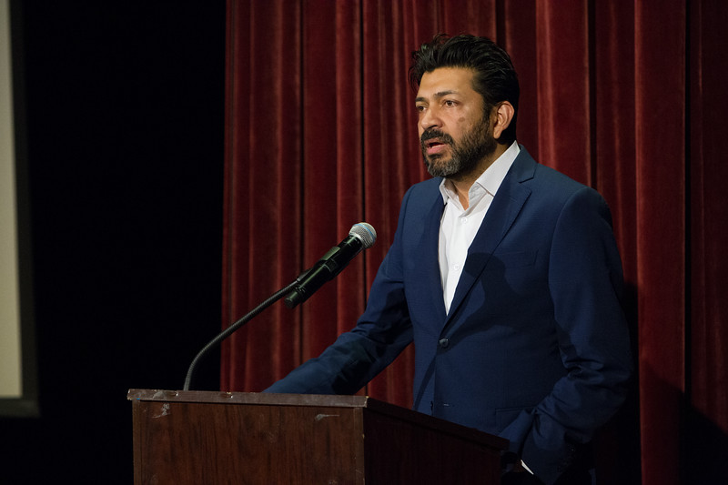 "2015 Festival of the Arts BOCA presents Siddhartha Mukherjee Physician, Researcher & Pulitzer Prize Winning Author Title: ""The Cancer Puzzle"""
