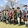 Patriots Day practice - Lexington, MA common