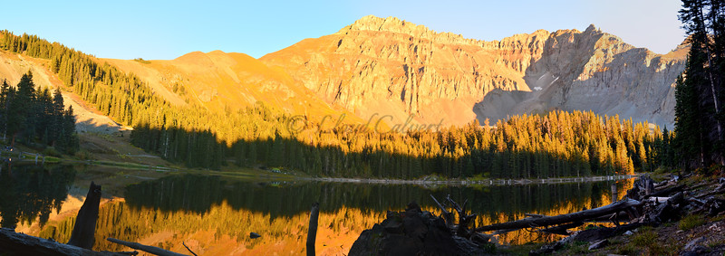Alta Lake Sunset