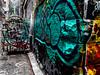 Graffiti Bin