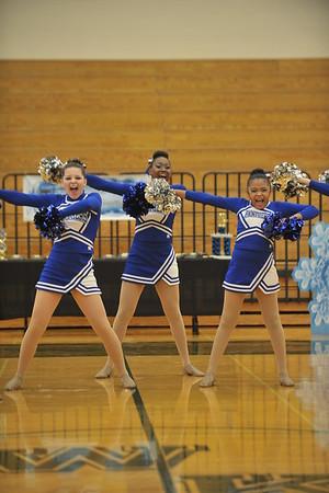 23. Hilbert Middle School - Junior High Dance Tech Poom