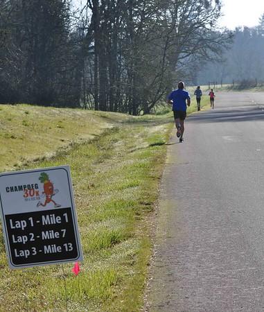 2015-03-07 ORRC Champoeg Park Run/Walk  10k, 20k, 30k