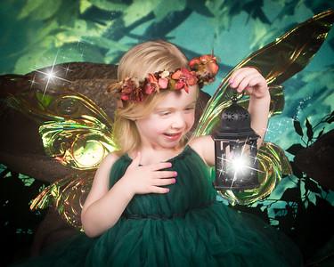 2015-03-10 Harper Fairy Photo Shoot