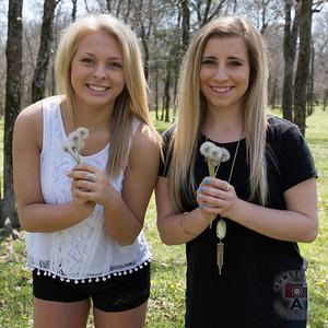 20150316 Katie & Kylie