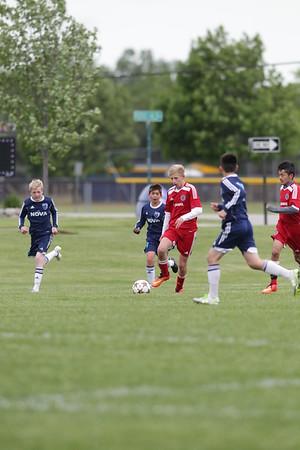 Boys u14 - PSG Nova