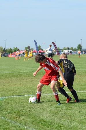 Boys u14 - Cincinnati United CUP Gold