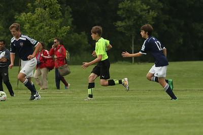 Boys u15 - Sporting STL - McMahon Ford (MO)