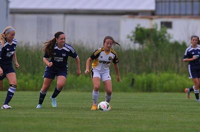 Girls u13 - Cup Gold