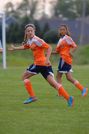 Girls u13 - PSG Gators (MI)