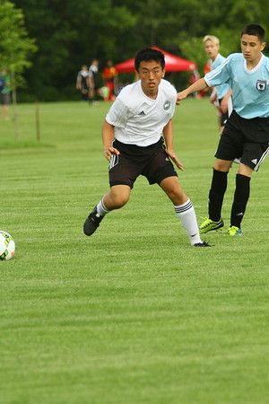 Boys u15 - Madison FC Gold (WI)