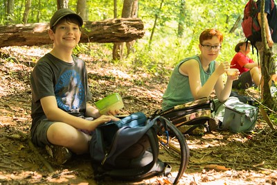 2015 Troop 486 5M Hike at the Eno (25 of 42)
