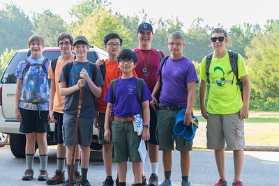 2015 Troop 486 5M Hike at the Eno (5 of 42)