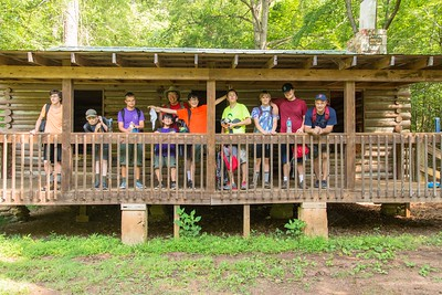 2015 Troop 486 5M Hike at the Eno (21 of 42)