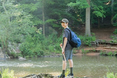 2015 Troop 486 5M Hike at the Eno (14 of 42)