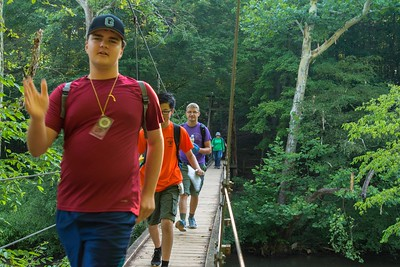 2015 Troop 486 5M Hike at the Eno (9 of 42)