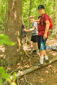 2015 Troop 486 5M Hike at the Eno (26 of 42)