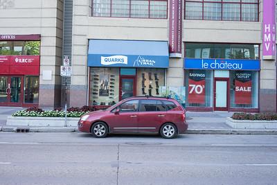 Quarks Portage Avenue