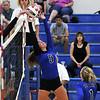 Newark volleyball at Rosary 1