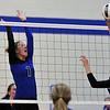 Newark volleyball at Rosary 4