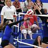 Newark volleyball at Rosary 5