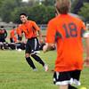 Dekalb soccer at Yorkville 1
