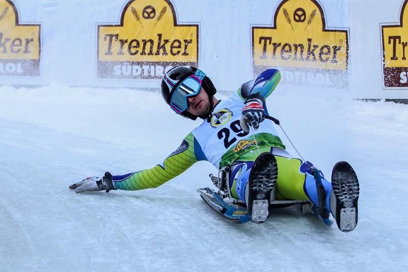 26th European Championships on Natural Track 2016 - Passeier, ITA
