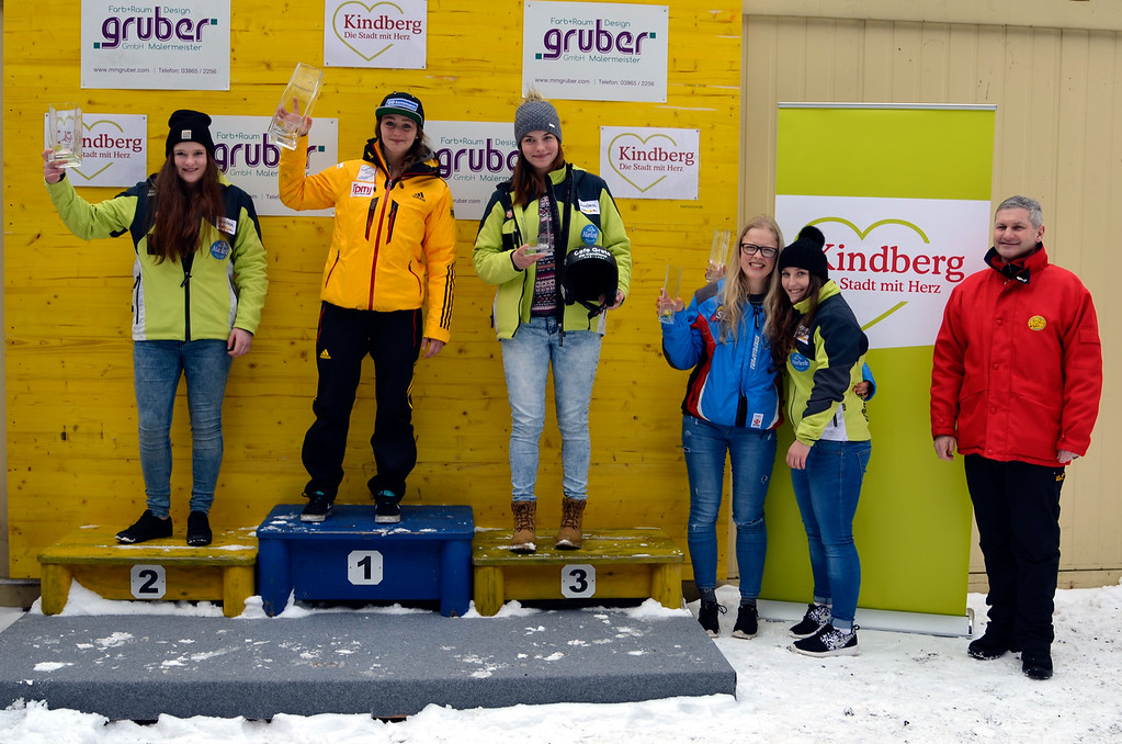 4th FIL Junior World Cup on Natural Track 2015/16 - Kindberg, AUT
