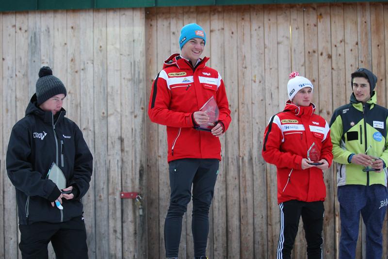 3rd FIL Junior World Cup Umhausen, AUT