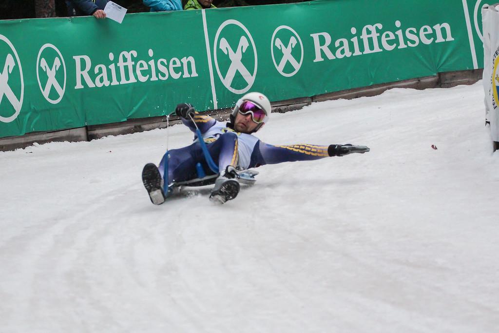 5th Luge World Cup on Natural Track 2015/16 - Deutschnofen, ITA