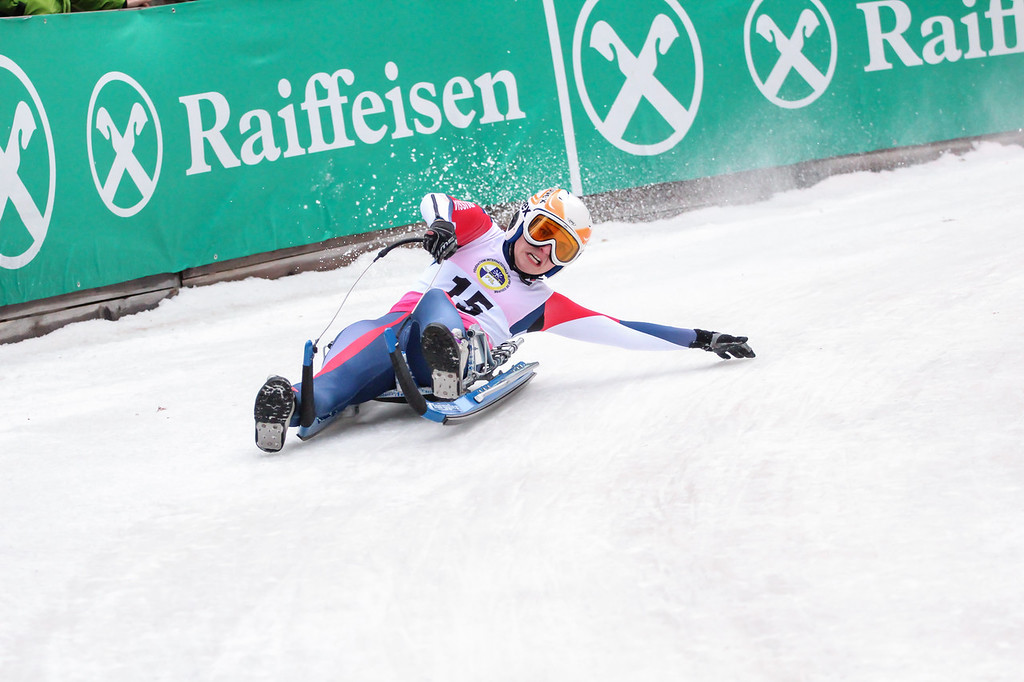 5th Luge World Cup on Natural Track 2015/16 - Deutschnofen, ITA