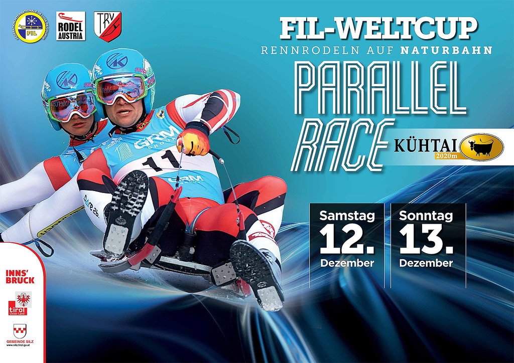 1st FIL World Cup on Natural Track 2015-16, Kuehtai, Austria