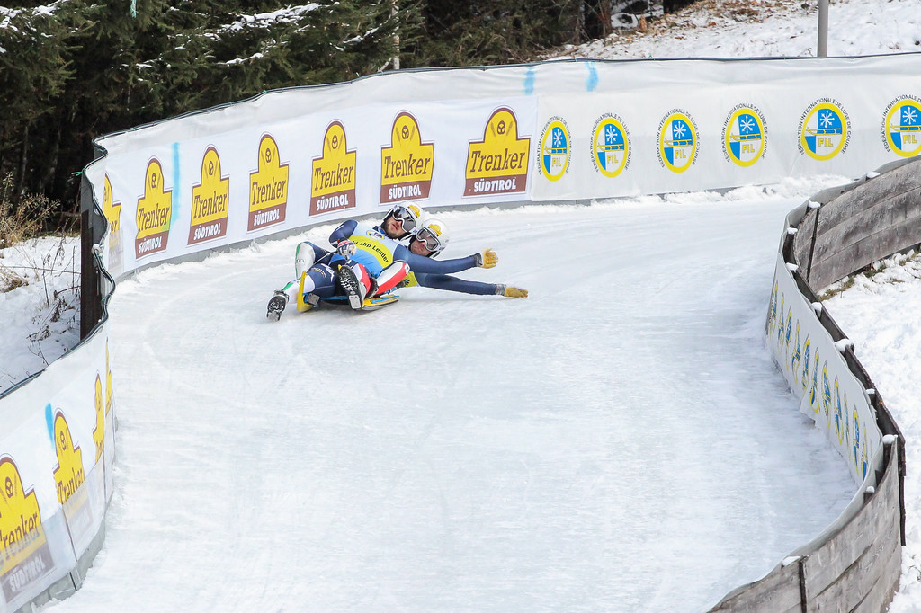 2nd FIL World Cup on Natural Track 2015-16, Latsch, Italy