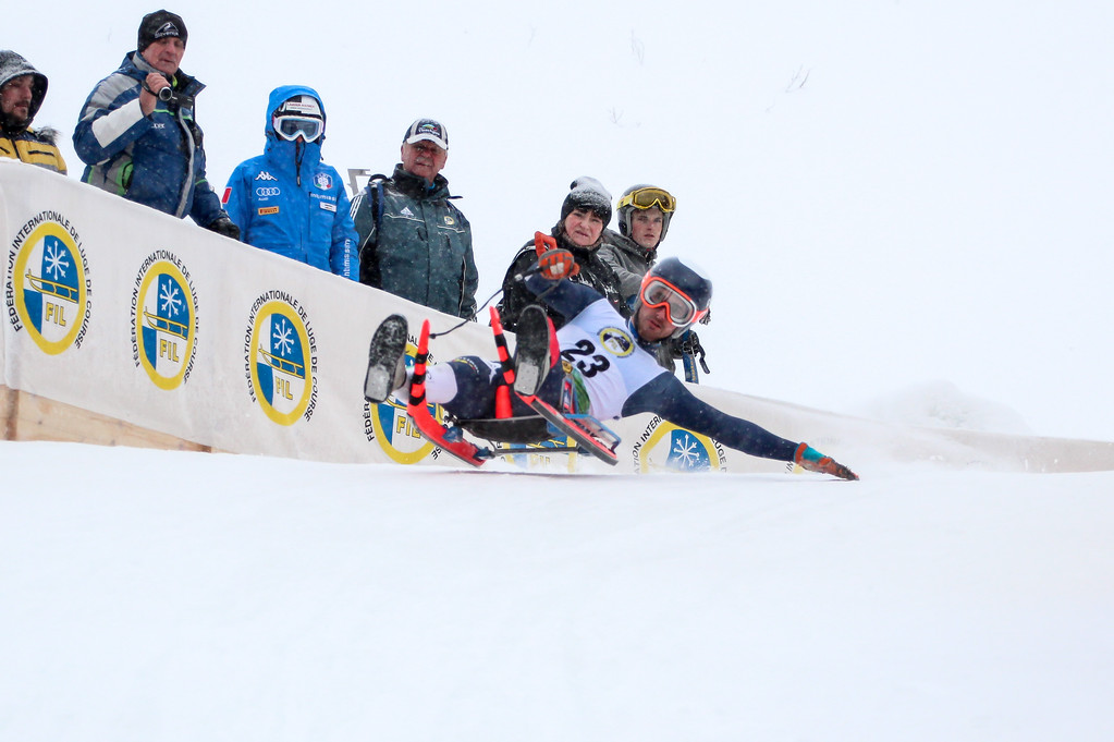 4th FIL World Cup on Natural Track 2015/16 - Moscow, RUS