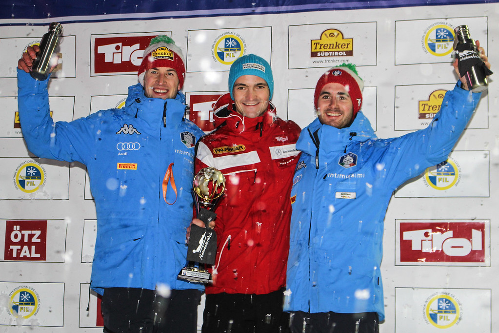 6th Luge World Cup on Natural Track 2015/16 - Umhausen, AUT