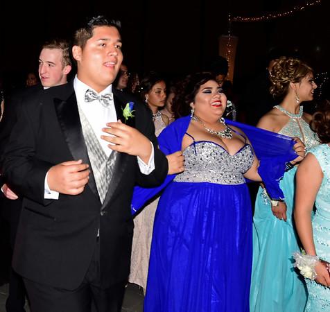 Hobbs High School Prom