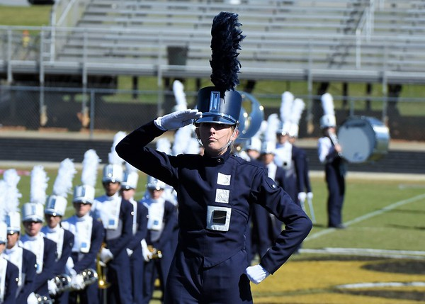 Band @ Rockmart Band Competition 10-17-15