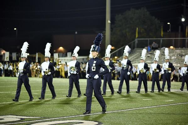 Band vs Calhoun 11-6-15