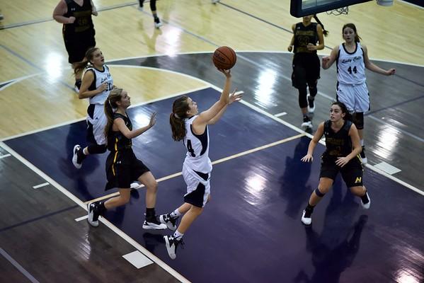 Varsity Girls vs N Murray 1-19-16