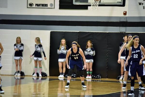 Varsity Girls vs Ridgeland 12-18-15