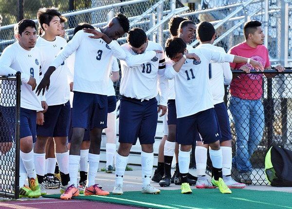 Varsity Boys vs Sonoraville 4-12-16