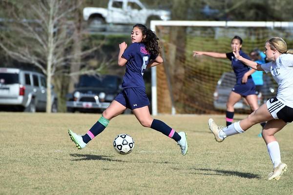 Varsity Girls vs Calhoun 3-17-16