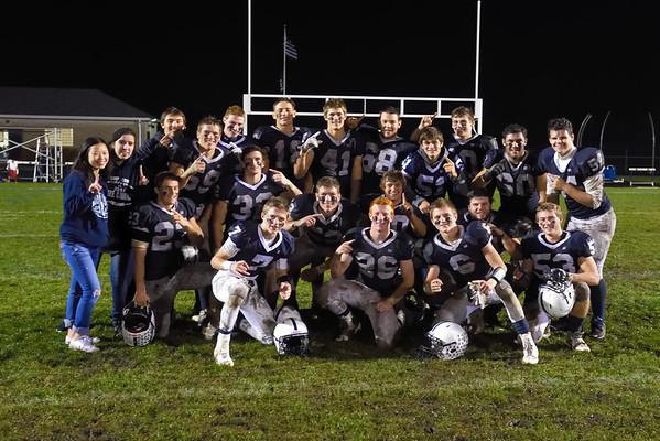 Senior night - Post Game