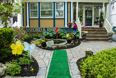 Grand Prize Co-Winner Sanford & Purvis, Upper Montclair