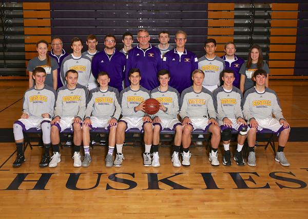2015-16 Huskie Boys Basketball