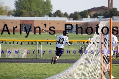 Boys Lacrosse vs Delano